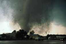 Создана система предсказания ураганов