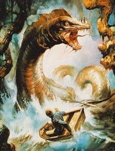 Классификация драконов. Левиафан