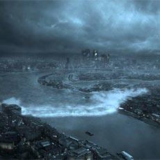 Будущее земли - наводнения