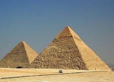 Вечный двигатель в египетских пирамидах