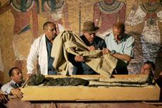 Тутанхамон: проклятье фараона