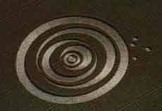 Круги на полях - проделки дьявола или НЛО