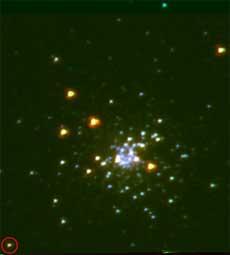 Из чего образуются звезды?
