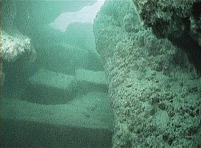 В Сочи нашли подводный город неизвестной цивилизации